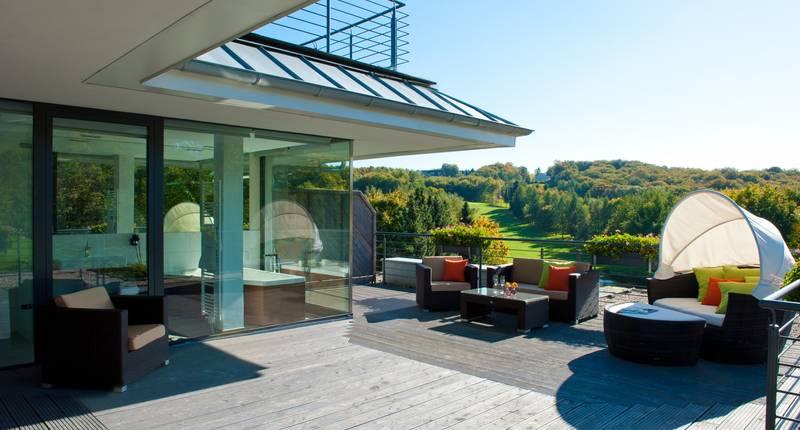 golfhotel vesper in sprockh vel bei. Black Bedroom Furniture Sets. Home Design Ideas