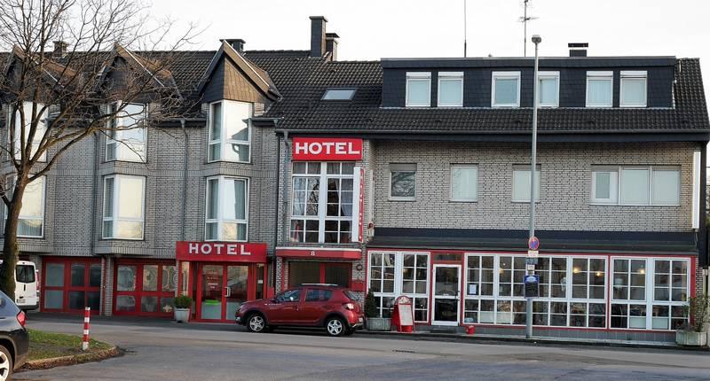 Hotel In Oberhausen Nahe Centro