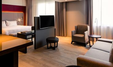 Bild von Suite met uitzicht Advance Purchase 15 dagen