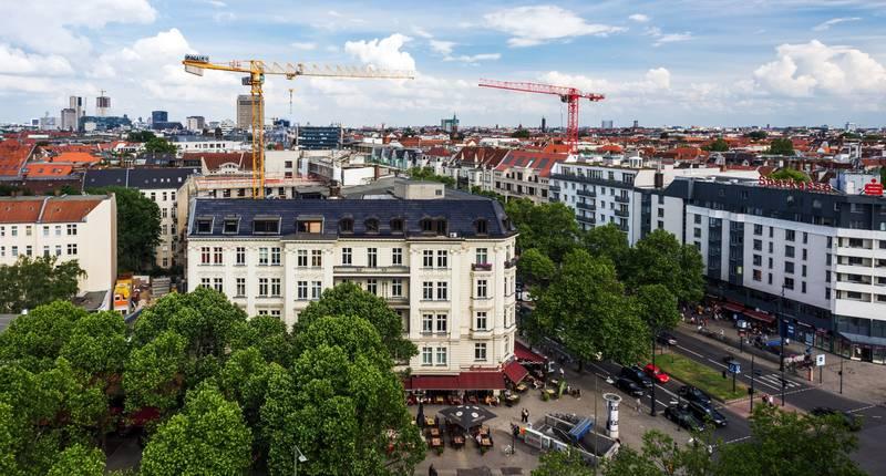 Hotel Panorama Berlin Adenauerplatz