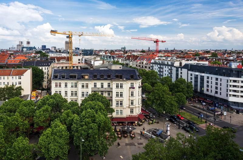 Hotel Panorama Am Adenauerplatz In Berlin Bei Hotelspecials De