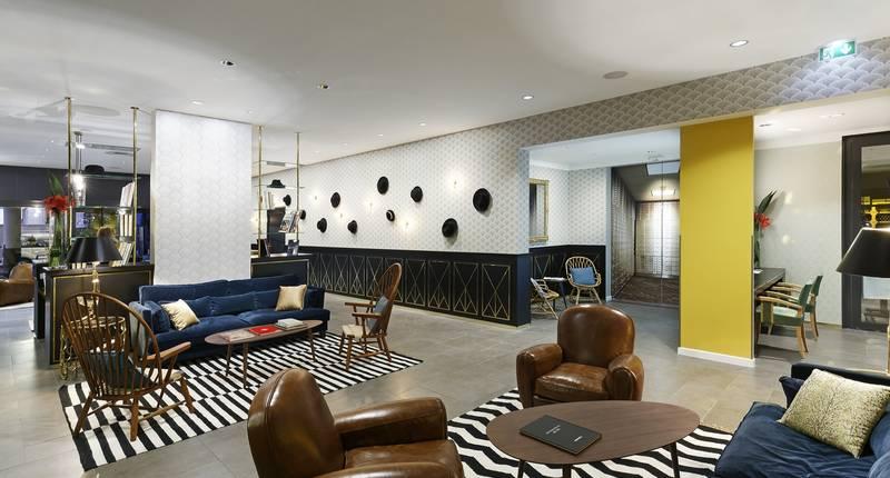 Hotel Restaurant Gatsby Lyon