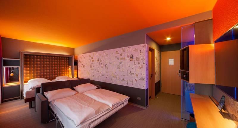 Designhotel wienecke xi hannover in hannover bei for Wienecke xi designhotel congress