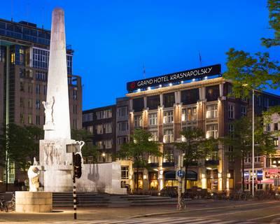 Hotels Mit Sauna In Amsterdam Hotelspecials De