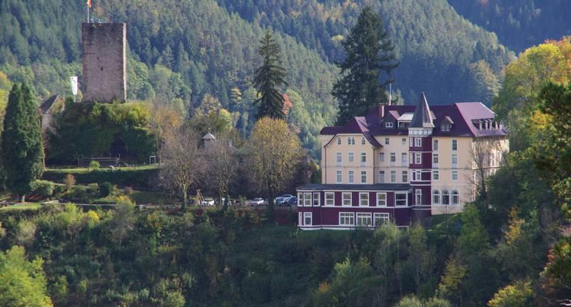 Hotel Schloss Hornberg In Hornberg Niederwasser Bei Hotelspecials De