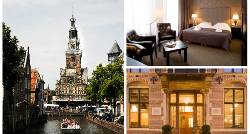 Grand Hotel Alkmaar in Alkmaar bei HotelSpecials.de