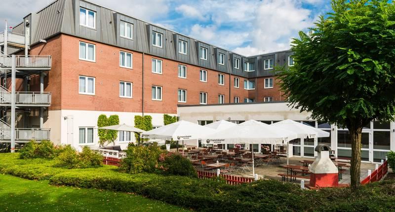 Hotel Nahe Centro Oberhausen