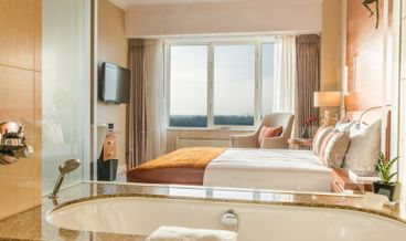 Bild von Superior city view room double or twin