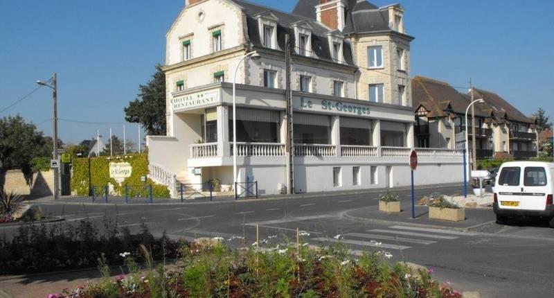 Hotel Le Saint Georges Ouistreham