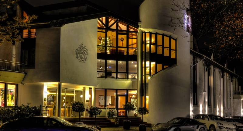Nells Park Hotel In Trier Bei Hotelspecials De