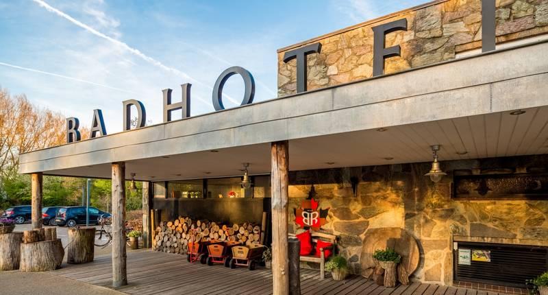 Badhotel Rockanje in Rockanje bei HotelSpecials.de