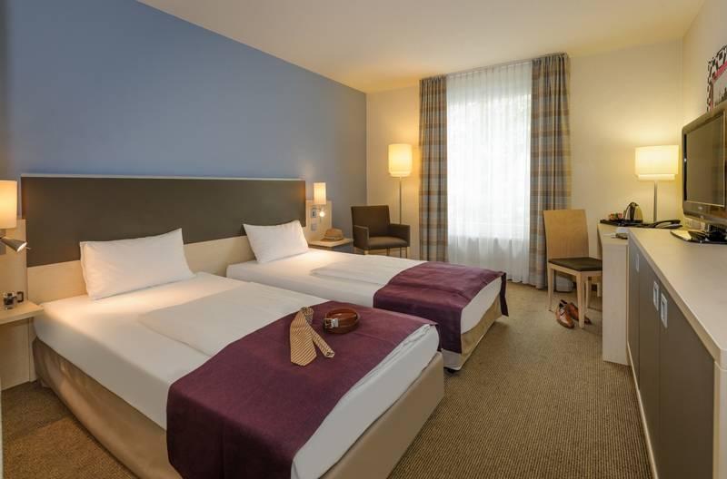 Mercure Hotel Berlin City West In Berlin Bei Hotelspecials De