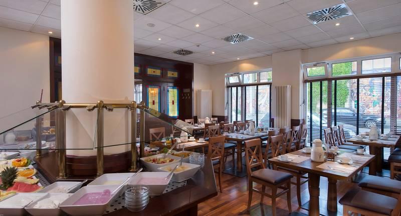 Best western hotel mannheim city in mannheim bei for Gutes restaurant mannheim