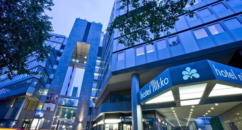 Hotel Nikko Dusseldorf In Dusseldorf Bei Hotelspecials De