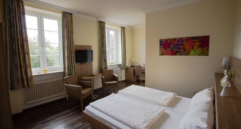 Hotel und Restaurant Haus Neugebauer in Geisenheim bei