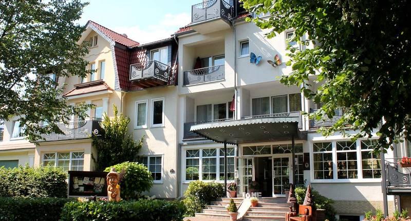 Bad Lauterberg Hotel Weber Muller