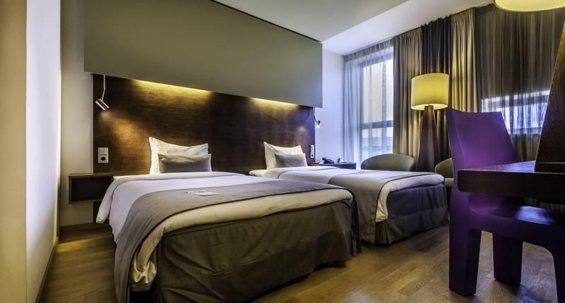 Dutch design hotel artemis in amsterdam bei for Artemis dutch design hotel 4