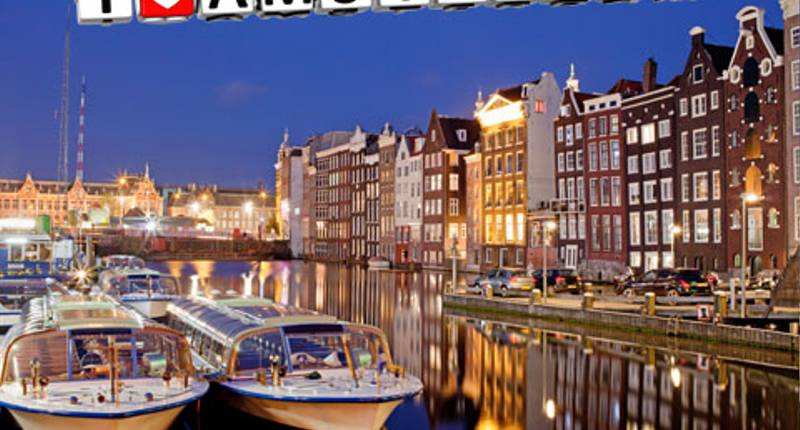 Xo Hotels City Centre In Amsterdam Bei