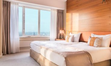 Bild von Superior city view junior suite twin