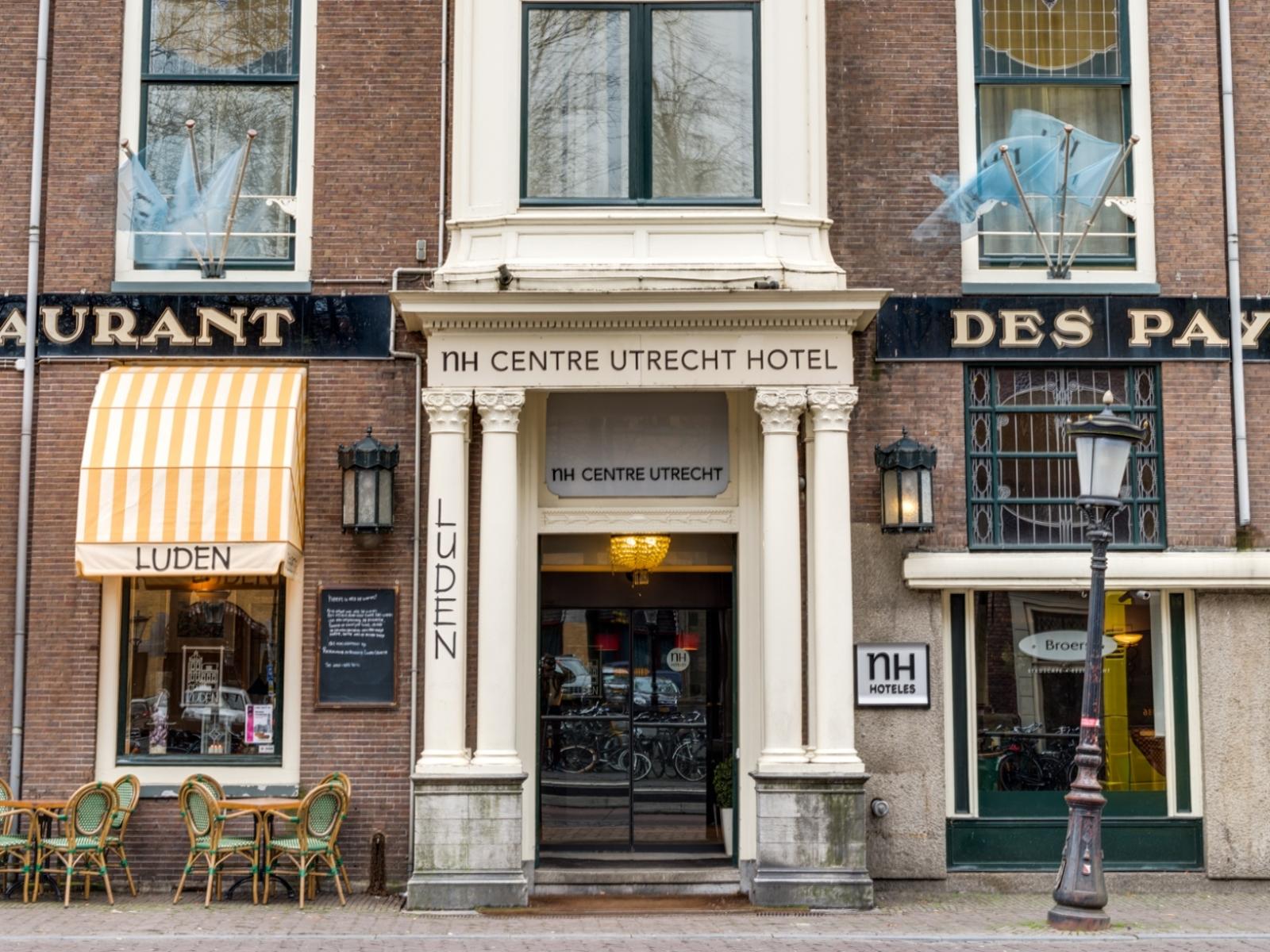 Badkamer Outlet Utrecht : Nh utrecht centre in utrecht bei hotelspecials