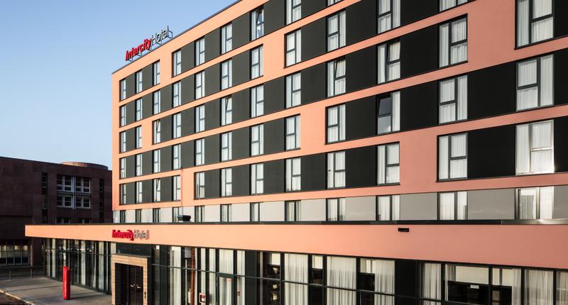 Intercityhotel braunschweig in braunschweig bei for Design hotel braunschweig