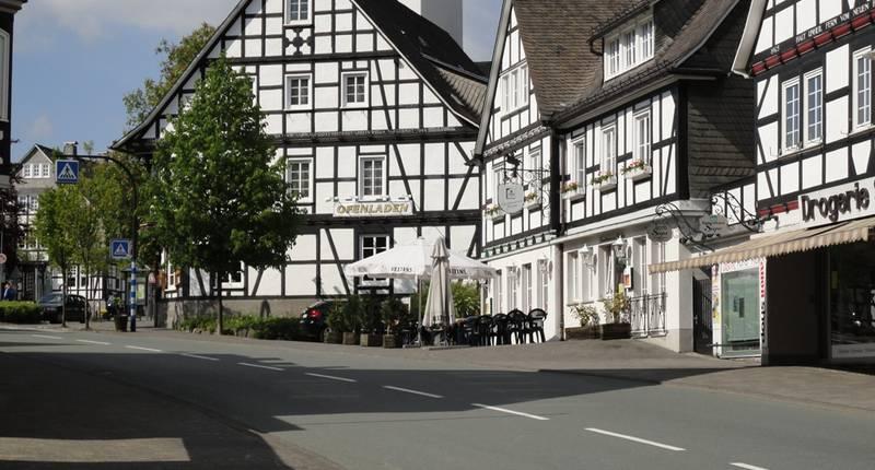 Hotel Weisser Stein Bad Fredeburg