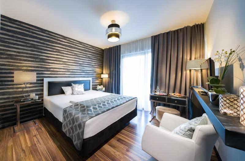 Design budget hotel salinenparc bad westernkotten in for Stylische hotels