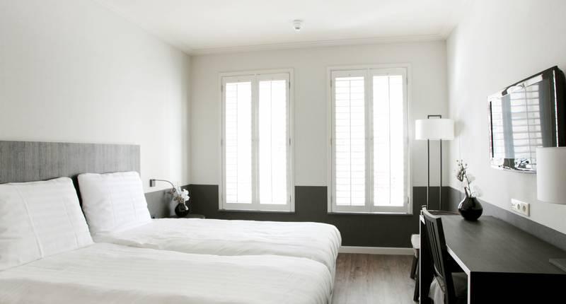 Hotel In Huizen : Fletcher hotel restaurant nautisch kwartier in huizen bei