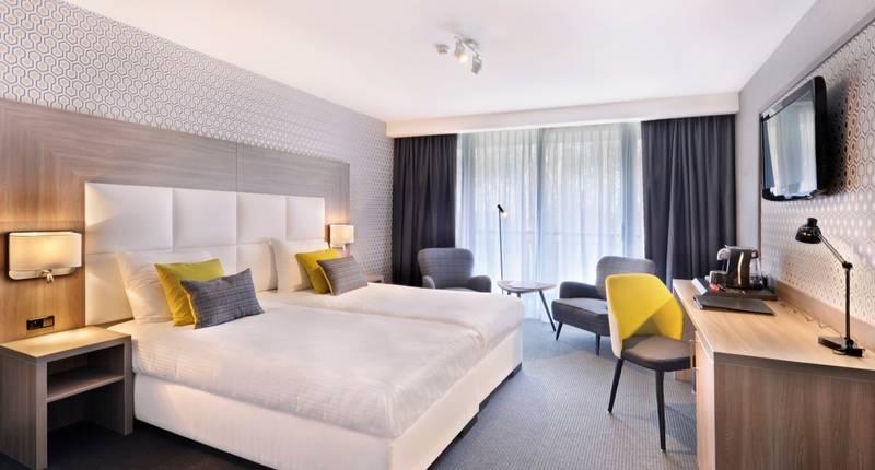 Van Der Valk Gent Nazareth In Nazareth Bei Hotelspecials De
