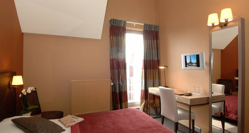 Charming kamer Twin - incl. ontbijt
