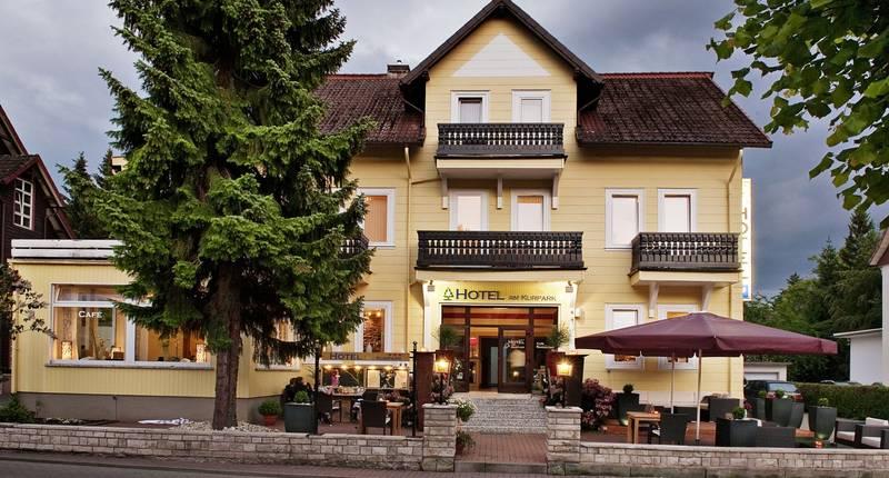 Hotel Am Kurpark In Bad Lauterberg