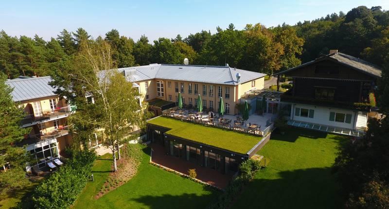 ROMANTIK Hotel Bayrisches Haus Potsdam in Potsdam bei
